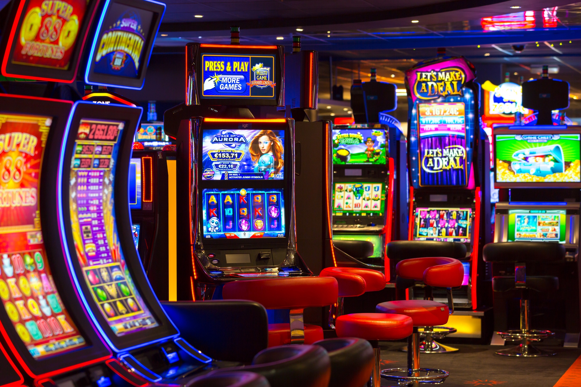 Slot Deposit Pulsa – The Most Exciting Slot Game
