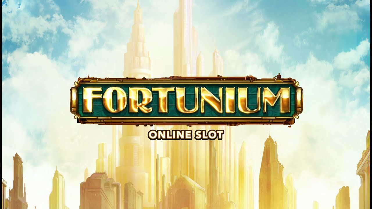Thousands of people have information about the Fortunium slot