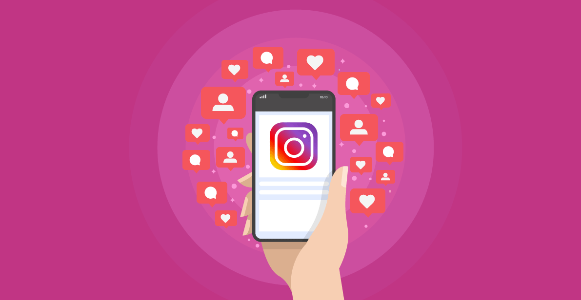 Why students should utilize their Instagram account?